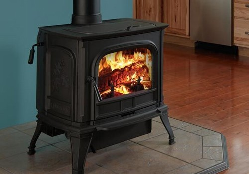Harman Oakleaf Wood Stove at Warming Trends in Onalaska, WI