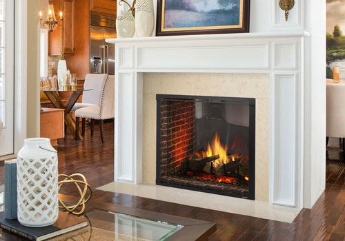 Majestic Marquis II See Through Gas Fireplace