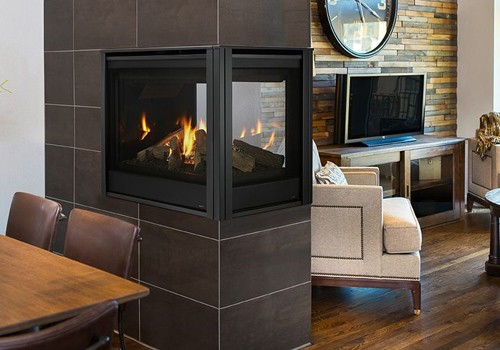 Majestic Pearl Multi Sided Gas Fireplaces