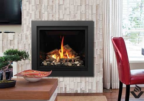 "Marquis Bentley 39"" and 42"" Gas Fireplaces"