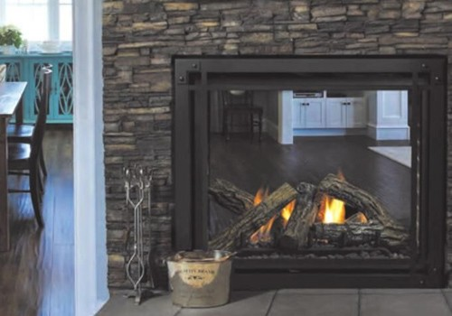 Marquis Bentley See Through Gas Fireplace