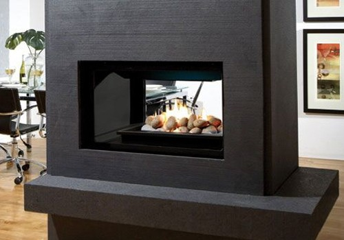 Marquis Gemini Multi View Gas Fireplace