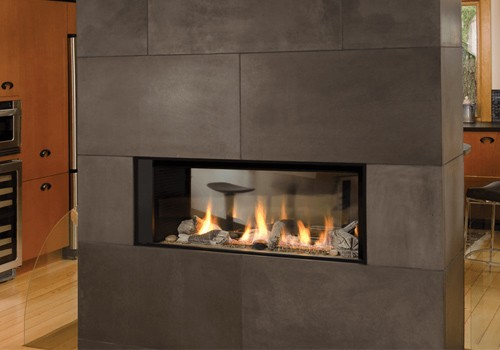 Valor L1 See Through Linear Gas Fireplace