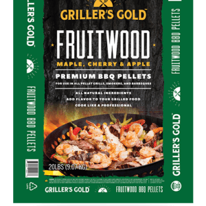 Fruitwood BBQ Pellets Available at Warming Trends