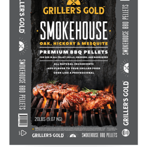 Smokehouse BBQ Pellets Available at Warming Trends