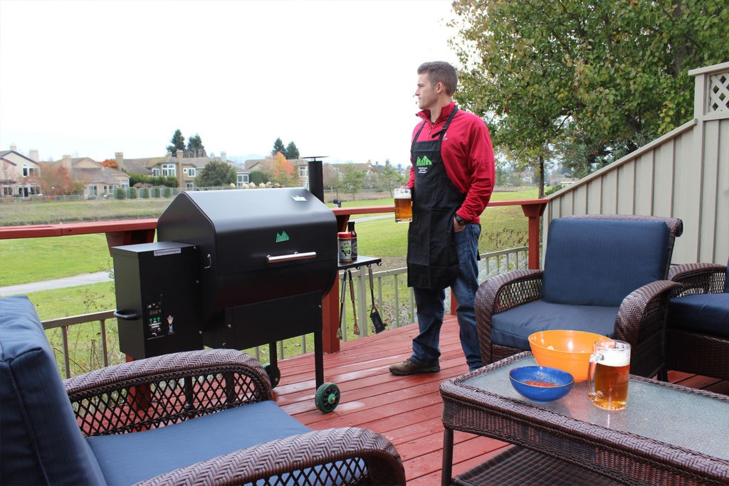 Fall Grill Cleaning Tips