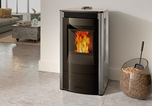 Harman Allure Pellet Stove at Warming Trends in Onalaska, WI
