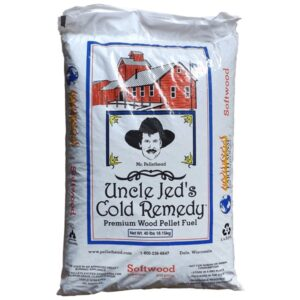 Uncle Jed's Softwood Pellets - Early Buy