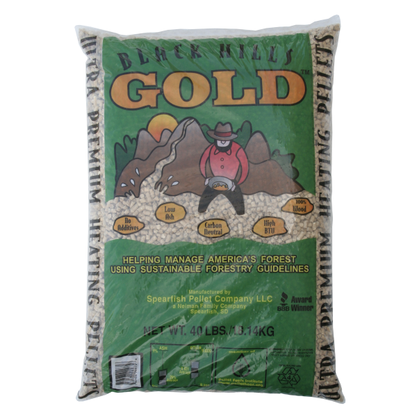 Black Hills Gold Pellets - Early Buy Lock-In 2019-2020