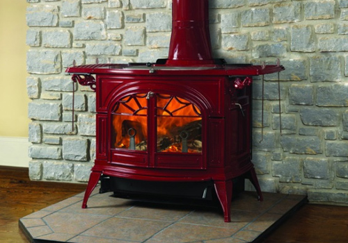 Harman Wood Stove at Warming Trends in Onalaska, WI