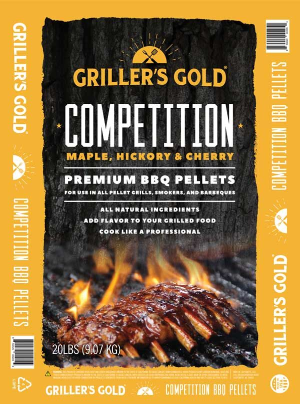 Griller's Gold Competition