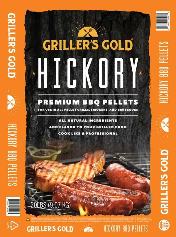 Griller's Gold Hickory