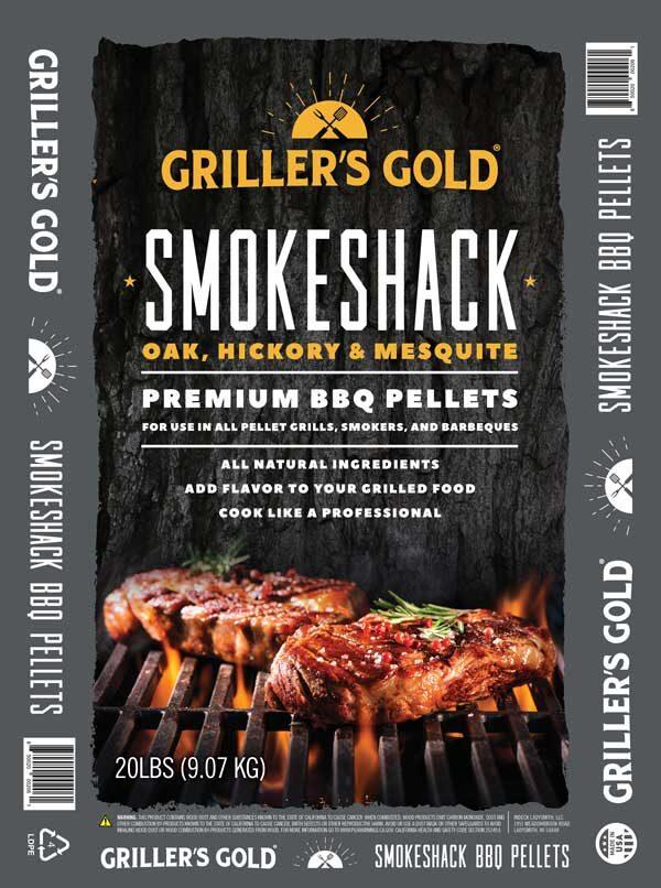 Griller's Gold Smokeshack