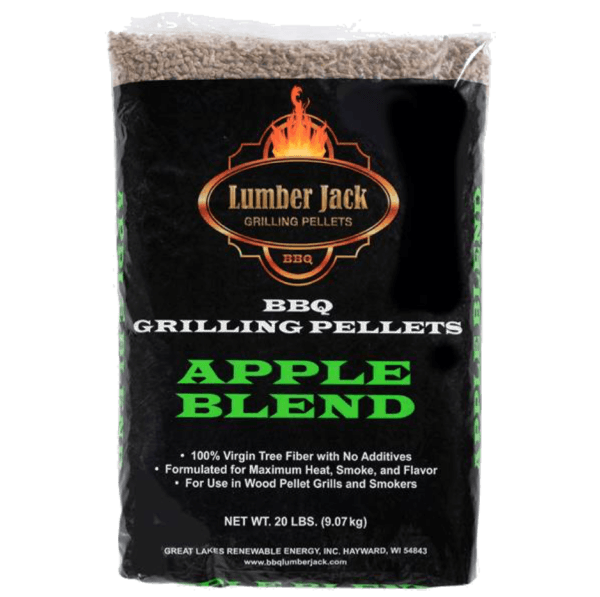 Lumber Jack Apple Blend BBQ Pellets