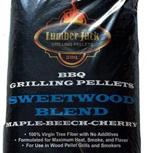 Lumber Jack BBQ Pellets - Sweetwood Blend